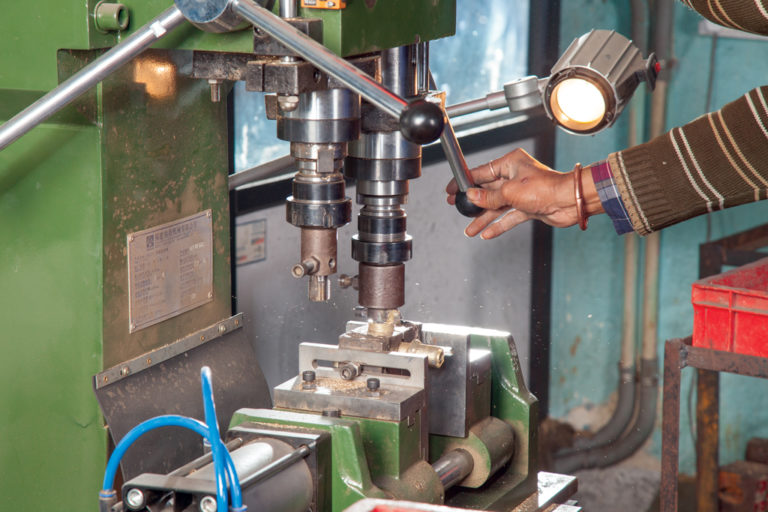 Manufacturing Process   AGMECO FAUCETS PVT  LTD